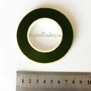 Тейп-лента флористическая (темно-зеленая)