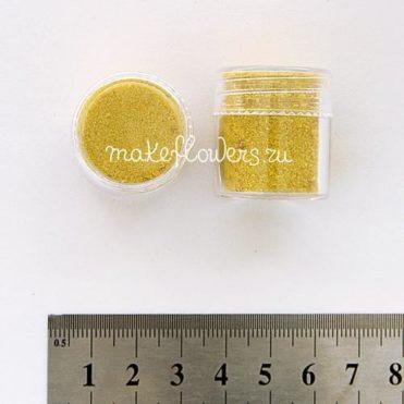 Песок кварцевый желтый