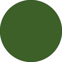 Фоамиран глубокий зеленый