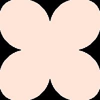 Фоамиран зефирный светло-розовый