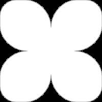 Фоамиран китайский зефирный воздушный белый