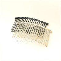Гребень для волос металлический из проволоки