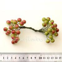 Ягоды декоративные зеленые