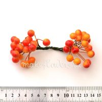 Ягоды декоративные оранжевые