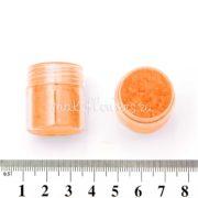 Флок-пудра оранжевая, 6 мл