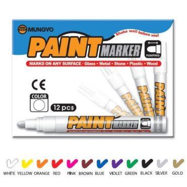 Маркер-краска для любой поверхности