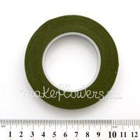 Тейп-лента AlongTape зеленый мох