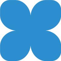 Фоамиран зефирный темно-голубой