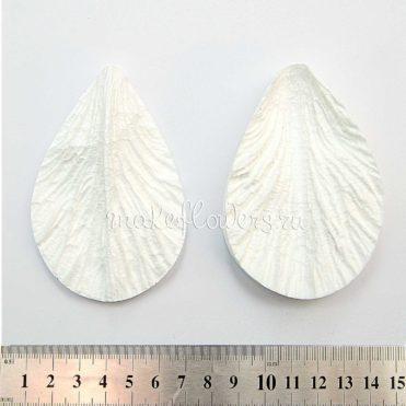 Двойной лепесток универсальный молд для фоамирана
