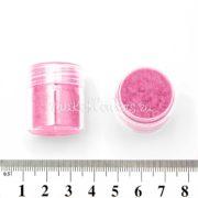 Флок-пудра розовая, 6 мл