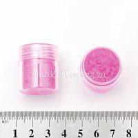 Флок-пудра розовая