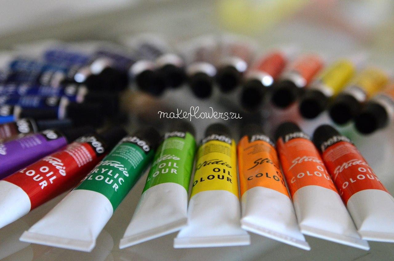 Краски Pebeo для фоамирана