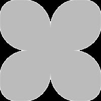 Фоамиран зефирный светло-серый
