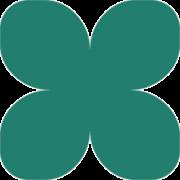 Фоамиран зефирный бирюзовый