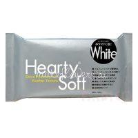 Зефирная глина Padico Hearty Soft White белая 200 гр