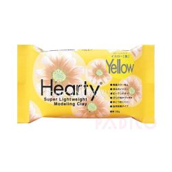 Зефирная глина Padico Hearty Yellow желтая 50 гр