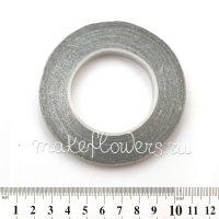 Тейп-лента серебряная
