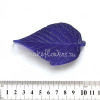 Молд для фоамирана Лист малины