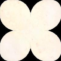 Зефирный фоамиран кремовый с прожилками