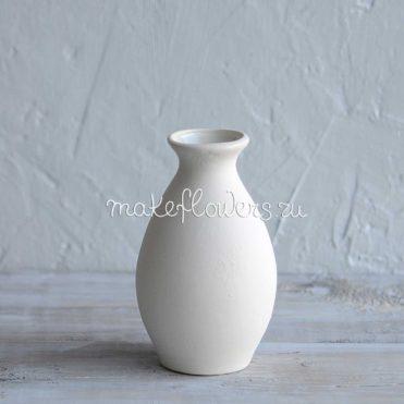 Ваза керамическая для интерьерного декора