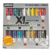 Набор масляных красок Pebeo 20