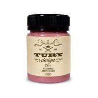 Акриловая краска TURY Design винтажный розовый