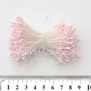 Тычинки реалистичные японский дизайн капли бледно-розовые