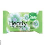 Глина полимерная Padico Hearty зеленая, 50 гр padico-hearty-green