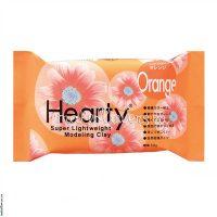 Глина полимерная Padico Hearty оранжевая, 50 гр padico-hearty-orange
