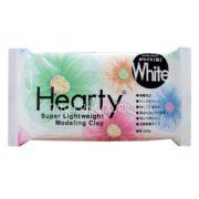 Полимерная глина Padico Hearty белая 200 гр.