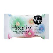 Полимерная глина Padico Hearty белая 50 гр.
