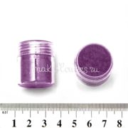 Флок-пудра пурпурная лаванда, 6 мл