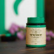 Акриловая краска TURY Design изумрудно-зеленый