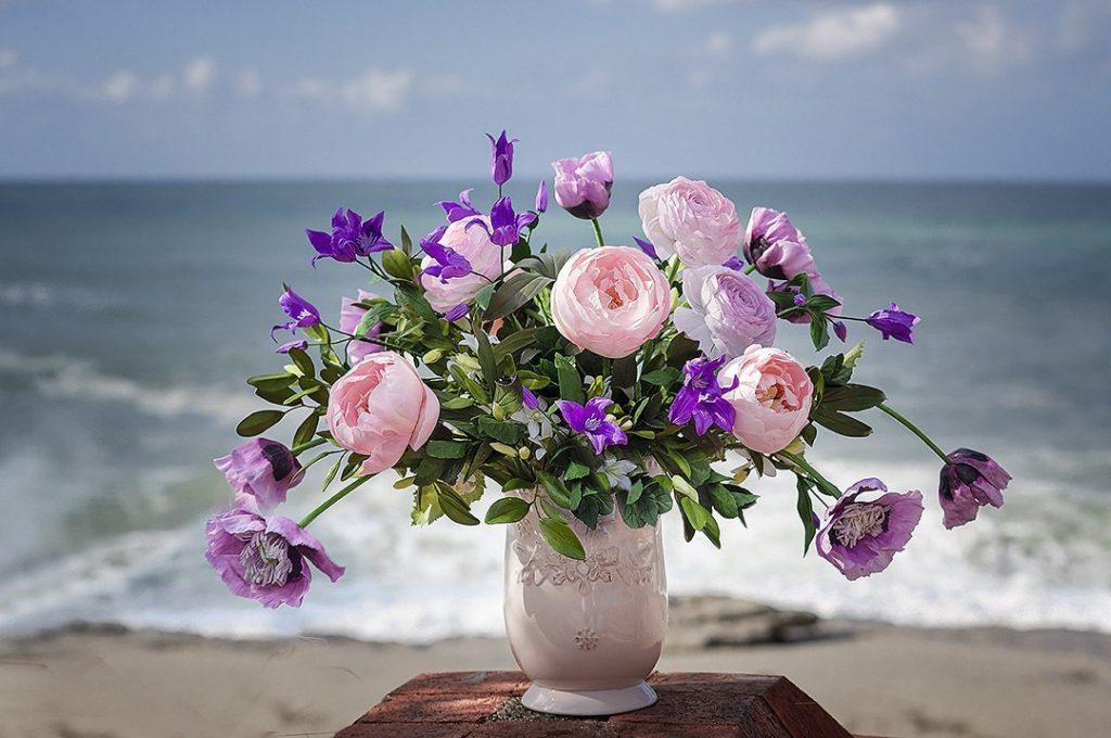 Цветы из фоамирана - обучение