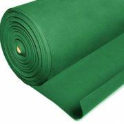 Фоамиран ЭВА в рулоне 2 мм, Темно-зеленый (1 кв. м)