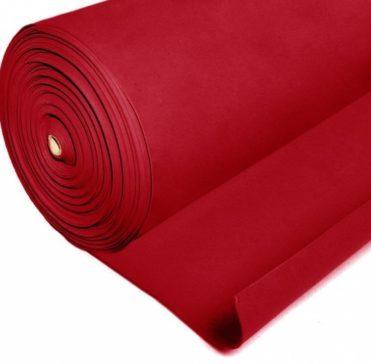 Фоамиран ЭВА 2 мм, Красный (1 кв. м)