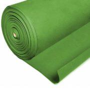 Фоамиран ЭВА 2 мм рулонный, Светло-зеленый (1 кв. м)