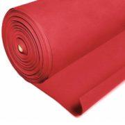 Фоамиран ЭВА 2 мм, в рулоне Светло-красный (1 кв. м)