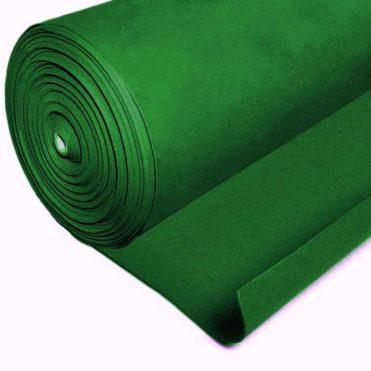 Фоамиран ЭВА 2 мм рулонный, Темно-зеленый травяной (1 кв. м)
