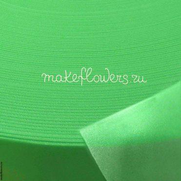 Изолон для цветов изумрудно-зеленый