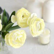 Тюльпаны пионовидные на вайнерах MakeFlowers