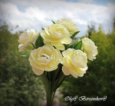 Молд тюльпана. Автор работы Ольга Березникова