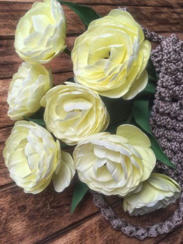Молд тюльпана. Автор работы Виктория Семенча