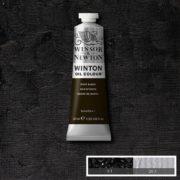 Масляные краски Winsor&Newton Winton, 37 мл, Черная слоновая кость