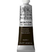 Масляные краски Winsor&Newton Winton, 37 мл, Черная слоновая кость 1414-331