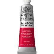 Масляные краски Winsor&Newton Winton, 37 мл, Перманентный малиновый ализарин