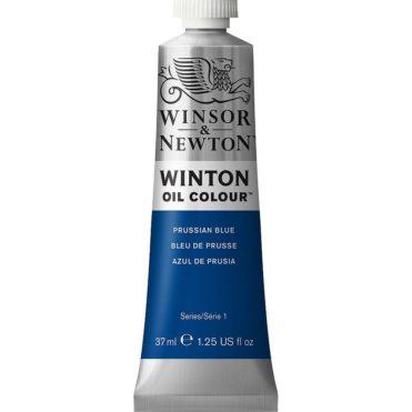 Масляные краски Winsor&Newton Winton, 37 мл, Синий Прусский 1414-538