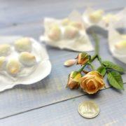 Молд лепестка кустовой розы. Автор работы Татьяна Каплина