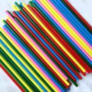 Клей-стержни цветные для клеевого пистолета