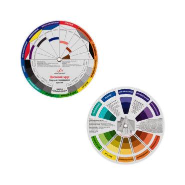 Цветовой круг, 13 см